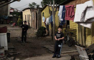 Aumento importante de familias en campamentos