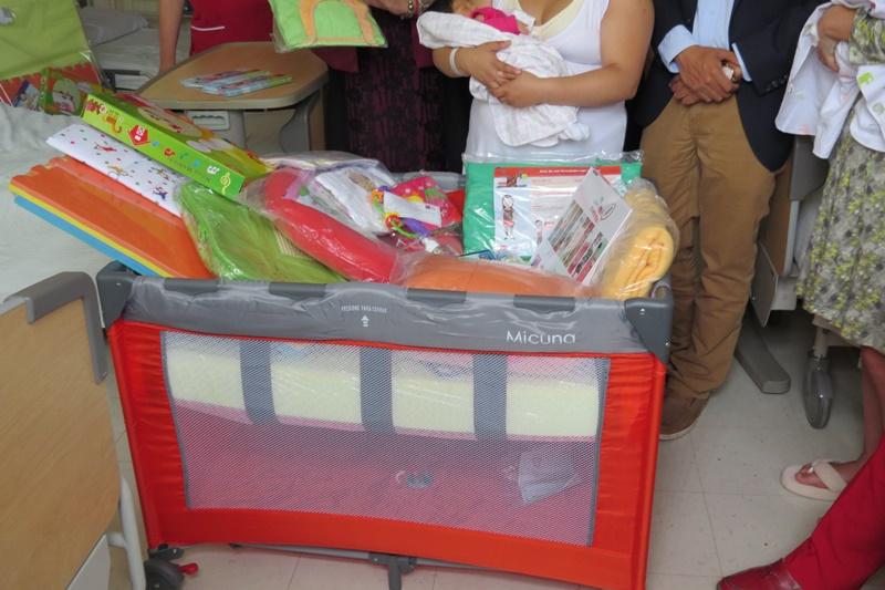 Chile Crece Contigo: En el Maule se han entregado  71 mil ajuares a niños nacidos en sistema público