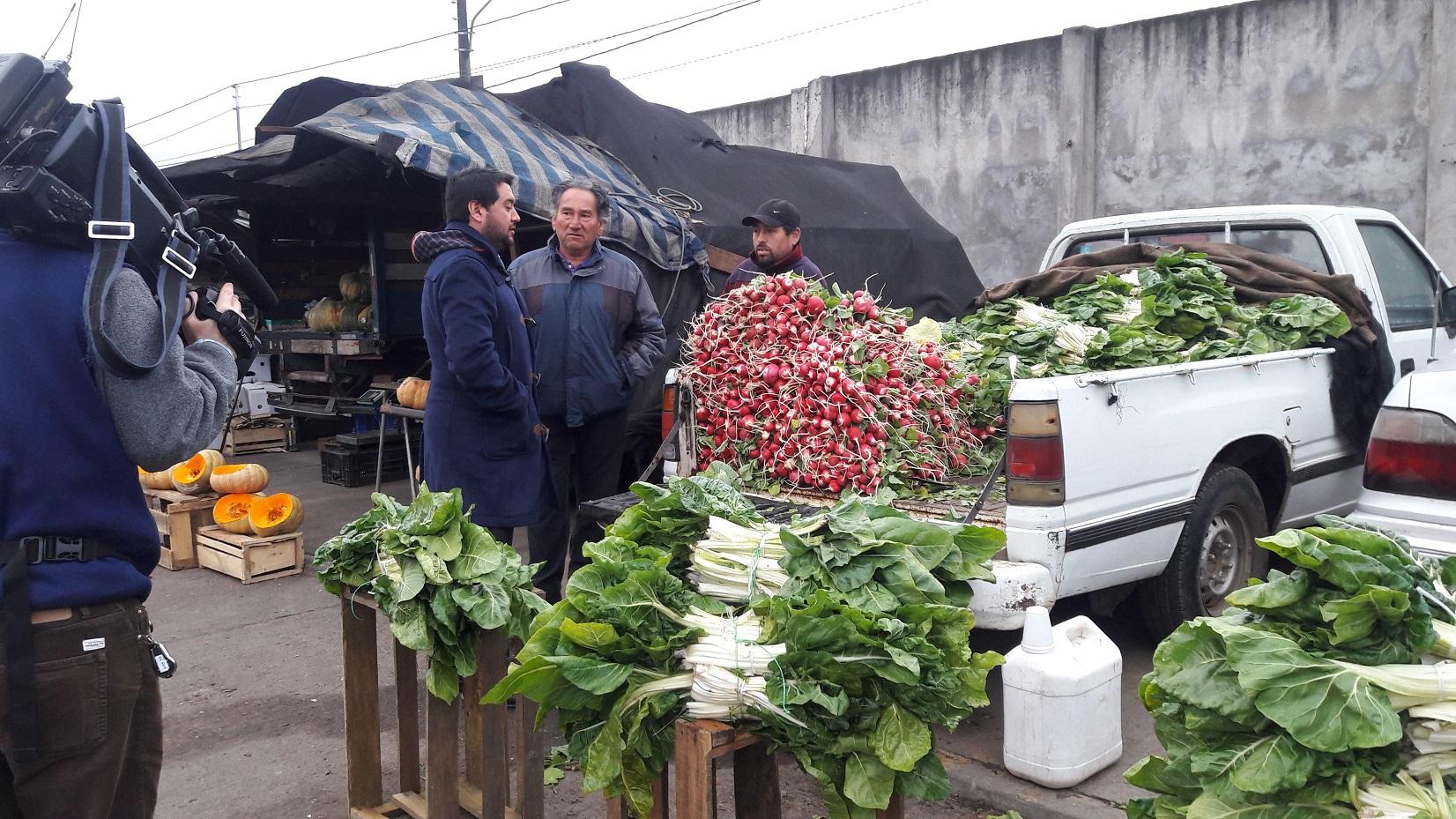 Limones y tomates subieron sus precios debido a las fiestas patrias
