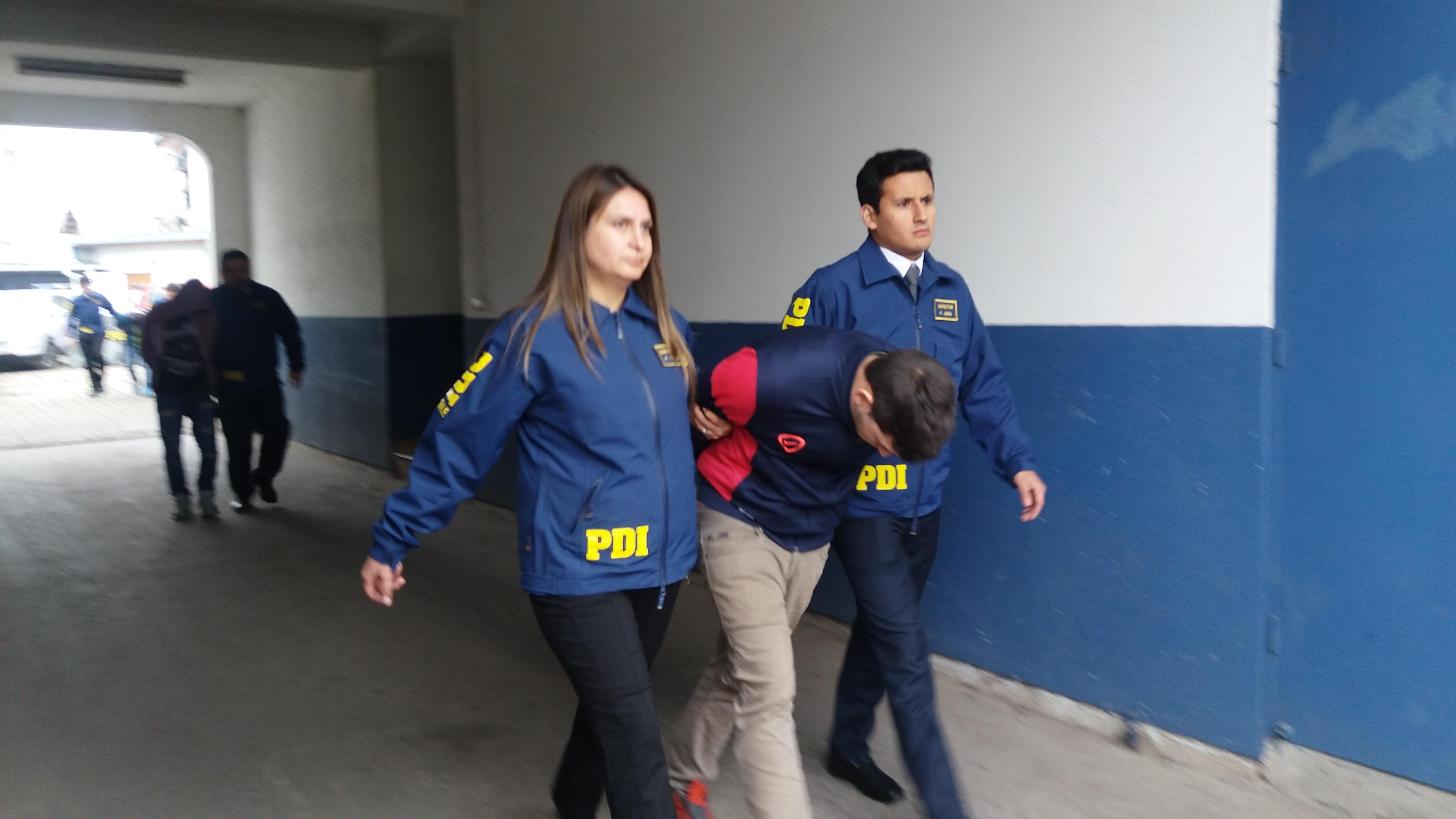 3 detenidos y la recuperación de especies, como vehículos, la PDI logra aclarar robo millonario a ISL