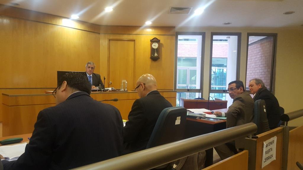 Fiscalía formaliza a ex intendente del Maulepor delito de prevaricación