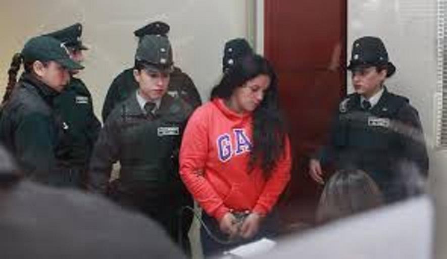 """A cadena perpetua simple condenan a """"Madrastra"""" que asesinó a su hijastro de 4 años en Molina"""