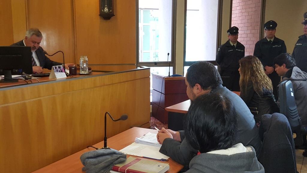 En prisión queda sujeto que asesinó a joven y la abandonó al interior de su casa en Talca