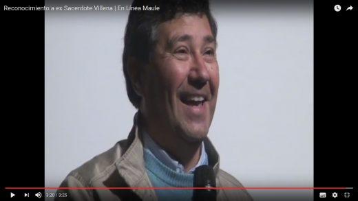 [Video] Acto inaugural de la fundación hogar estudiantes universitarios realizó homenaje a ex sacerdote Rafael Villena.