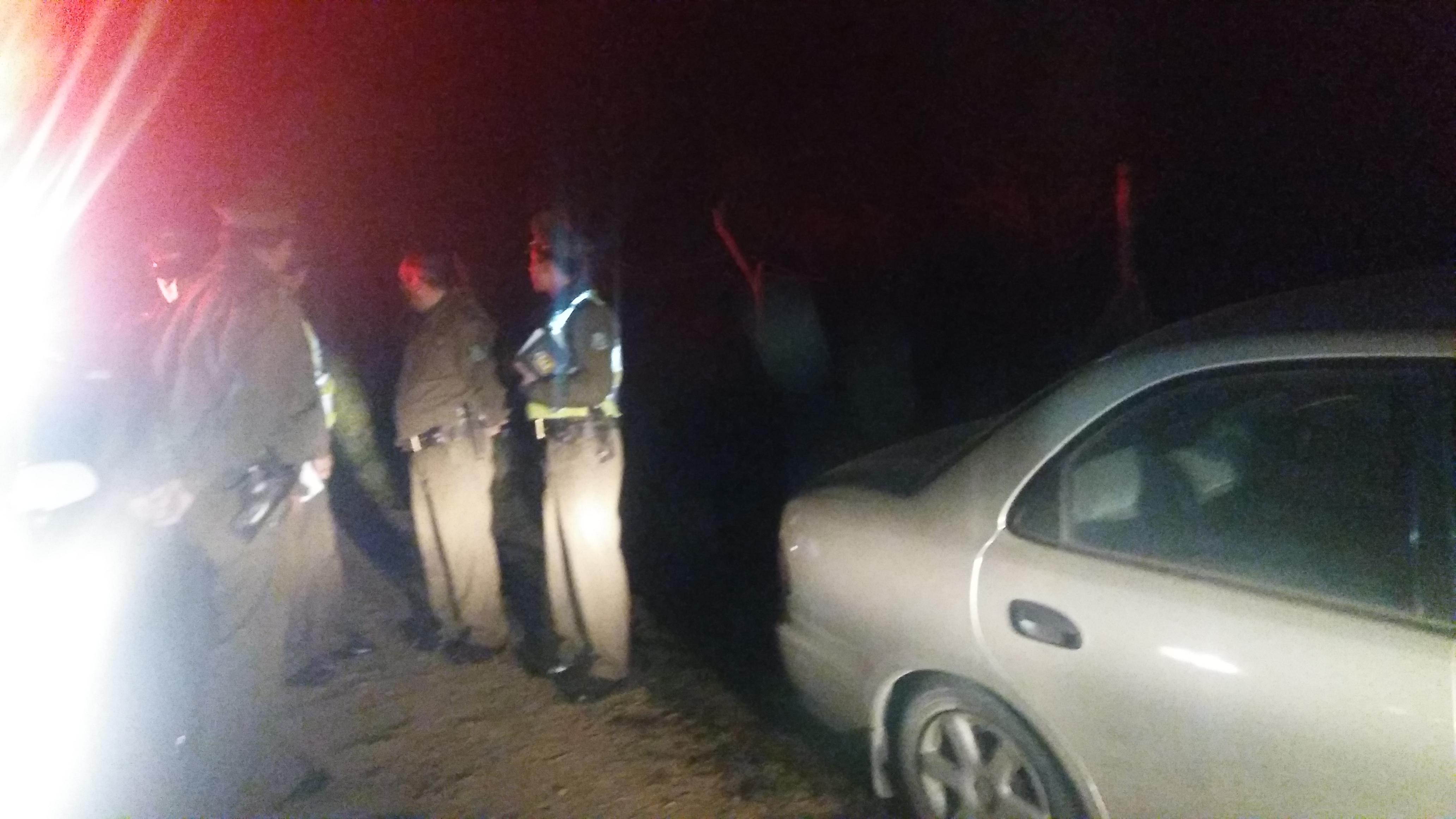 Mujer se suicida camino al vertedero en Talca.