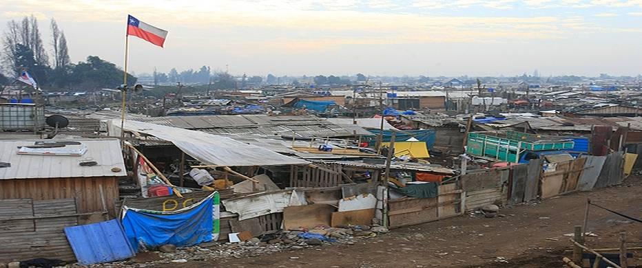 Pobreza disminuye en los periodo de 2013 y 2015