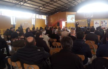 Plan de desarrollo para comunas del Maule