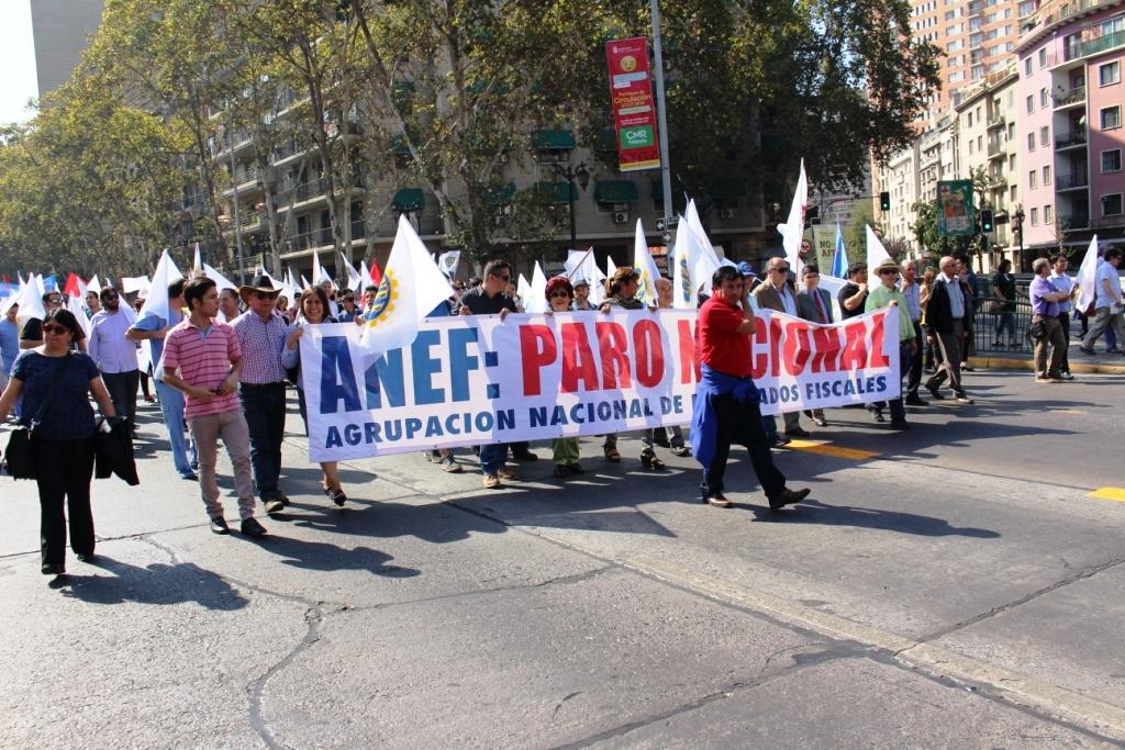ANEF y CUT anuncian paro nacional tras fracaso de negociaciones