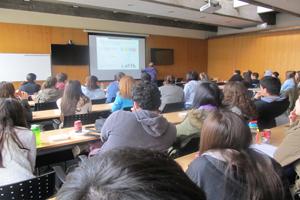 Llamado a jóvenes a desarrollar prácticas laborales en sector público