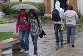Durante el fin de semana cayeron 30 mm de lluvia en el Maule