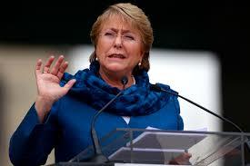 Adimark: Aprobación a la presidenta Bachelet llega al 23%