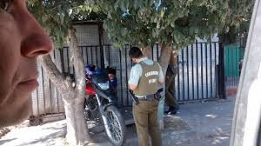 EXCLUSIVO: VIOLENTO INCIDENTE EN POBLACIÓN PADRE ALBERTO HURTADO EN TALCA, TERMINA CON 1 HERIDO A BALA .