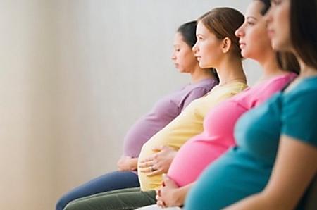Aumentan embarazos adolescentes en el país
