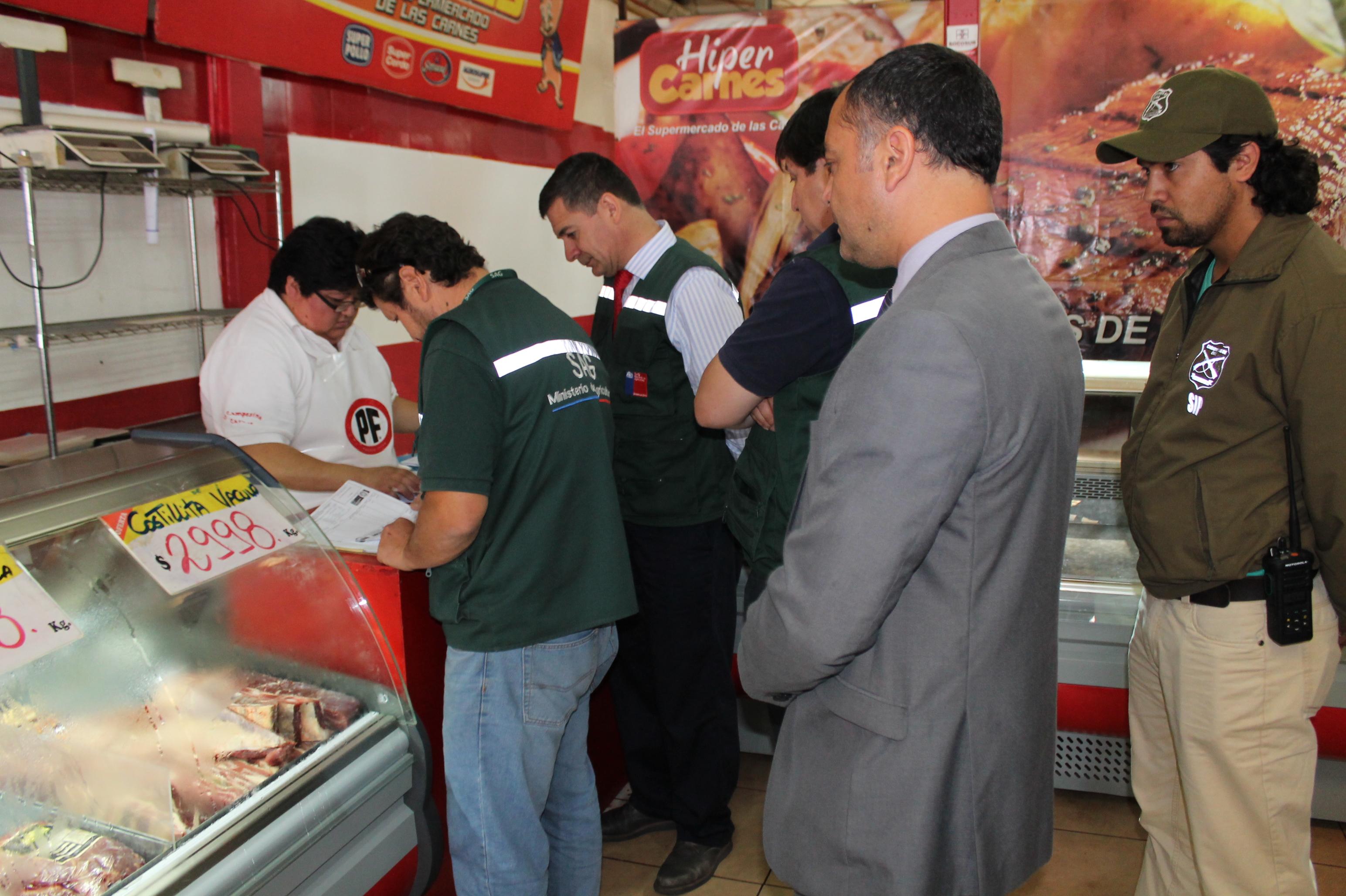 SEIS SERVICIOS PÚBLICOS INTENSIFICAN CONTROLES PARA EVITAR ABIGEATO Y VENTA DE CARNE EN MAL ESTADO