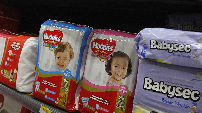 Sernac: Compensación por colusión de pañales será en dinero