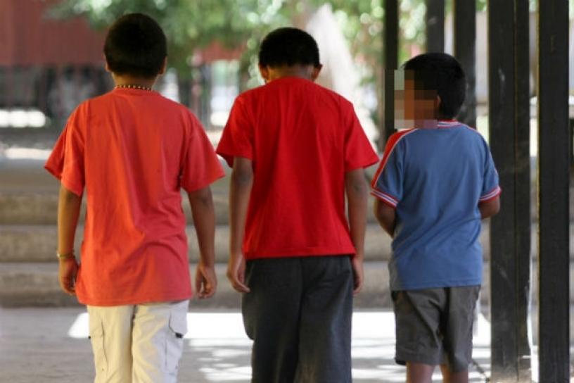 Redes de explotación infantil en Sename