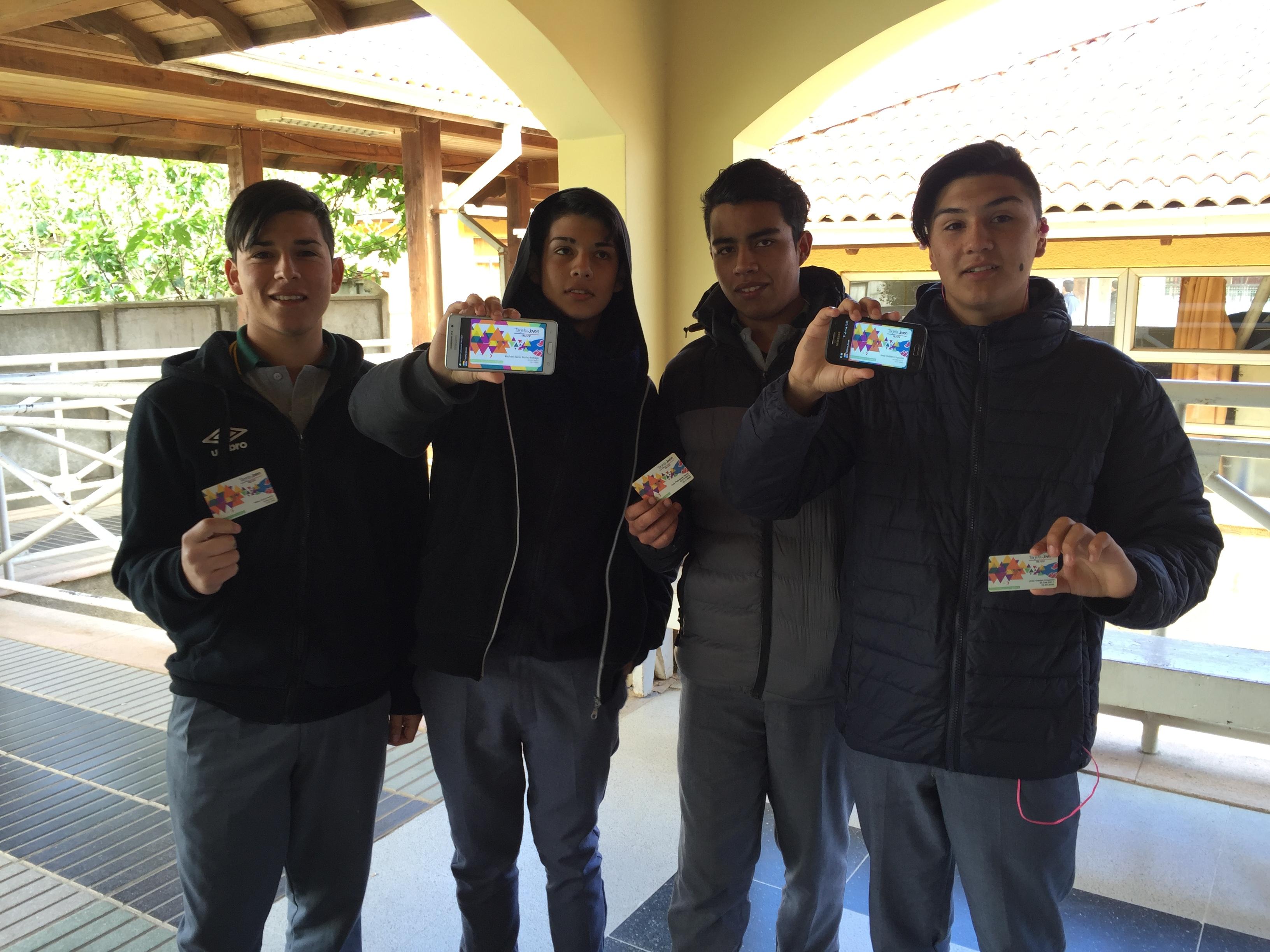 Injuv hace llamado a jóvenes a usar Tarjeta Joven y aprovechar sus beneficios en verano