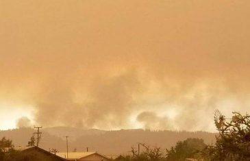 Onemi pedirá ayuda a otros países por gravedad de los incendios en el país