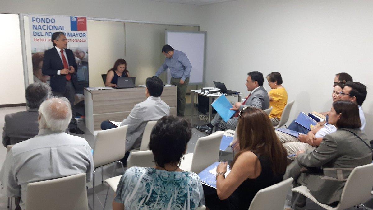 Nuevo Comité Regional 2017 del Adulto Mayor