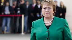 CADEM: 22 % de aprobación al gobierno de la presidenta Bachelet