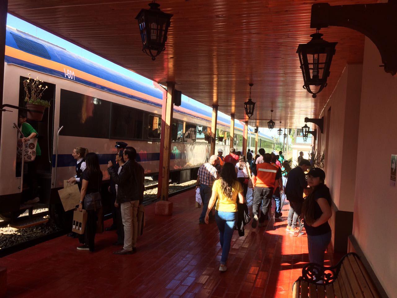Tres trenes turísticos ofrece el Maule para la temporada estival