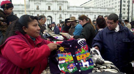 Peruanos concentran mayor cantidad de visas temporales en el país