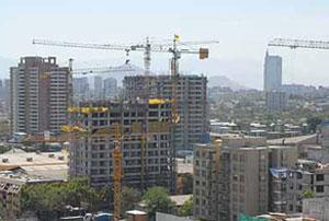 Un 5,1% cae la superficie autorizada para edificar en el país