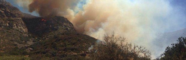 CADEM: 77% de los chilenos cree que el gobierno no actuó de manera oportuna a los incendios forestales