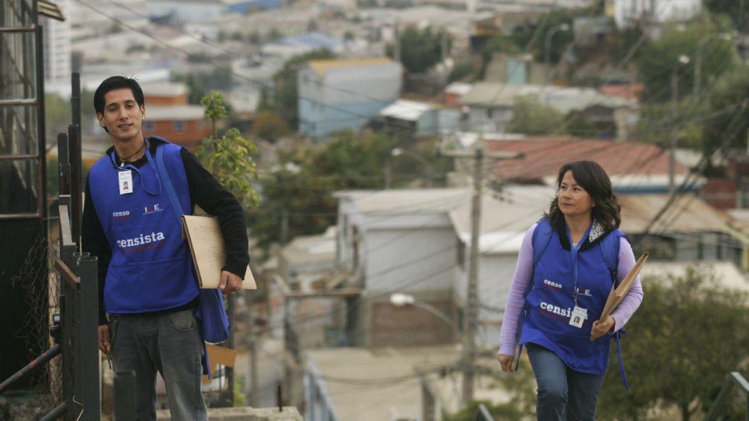 INE capacita a voluntarios para Censo 2017