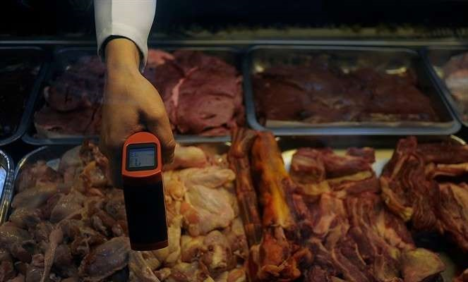 Minsal afirma que carne de Brasil puede ser consumida