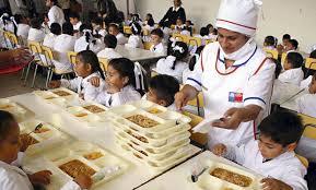 Junaeb lanza plataforma para conocer los menús de los colegios