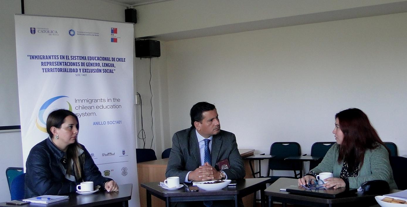 Programa de enseñanza de idioma créole para funcionarios de la PDI