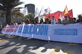 Confech convoca a movilización para este 9 de mayo
