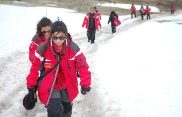 Taller para Feria Antártica Escolar 2017
