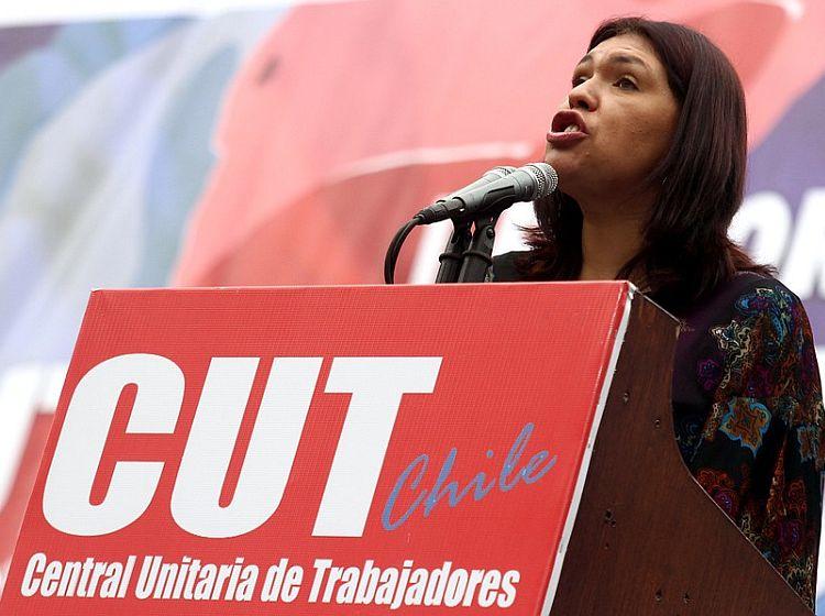 Barbara Figueroa continúa como presidenta de la CUT