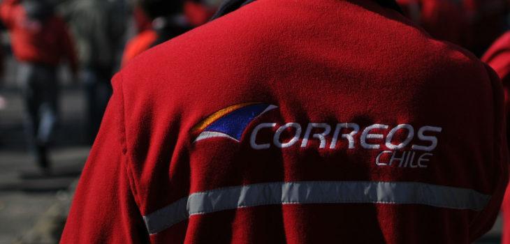 Trabajadores denuncian compleja situación económica de Correo de Chile