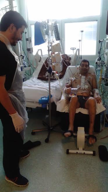 Primera cirugía cardiaca en el Hospital de Talca