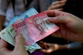 Reajuste Salarial: Se incrementará en 6 mil pesos desde enero del 2018