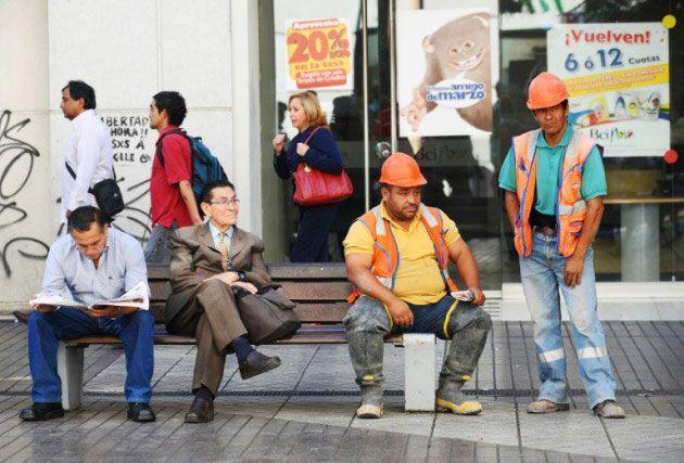 Desempleo en Chile se mantiene en el 7%