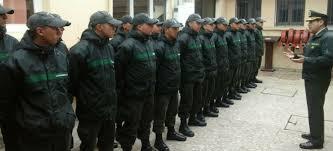 Funcionarios de Gendarmería no descartan paro nacional