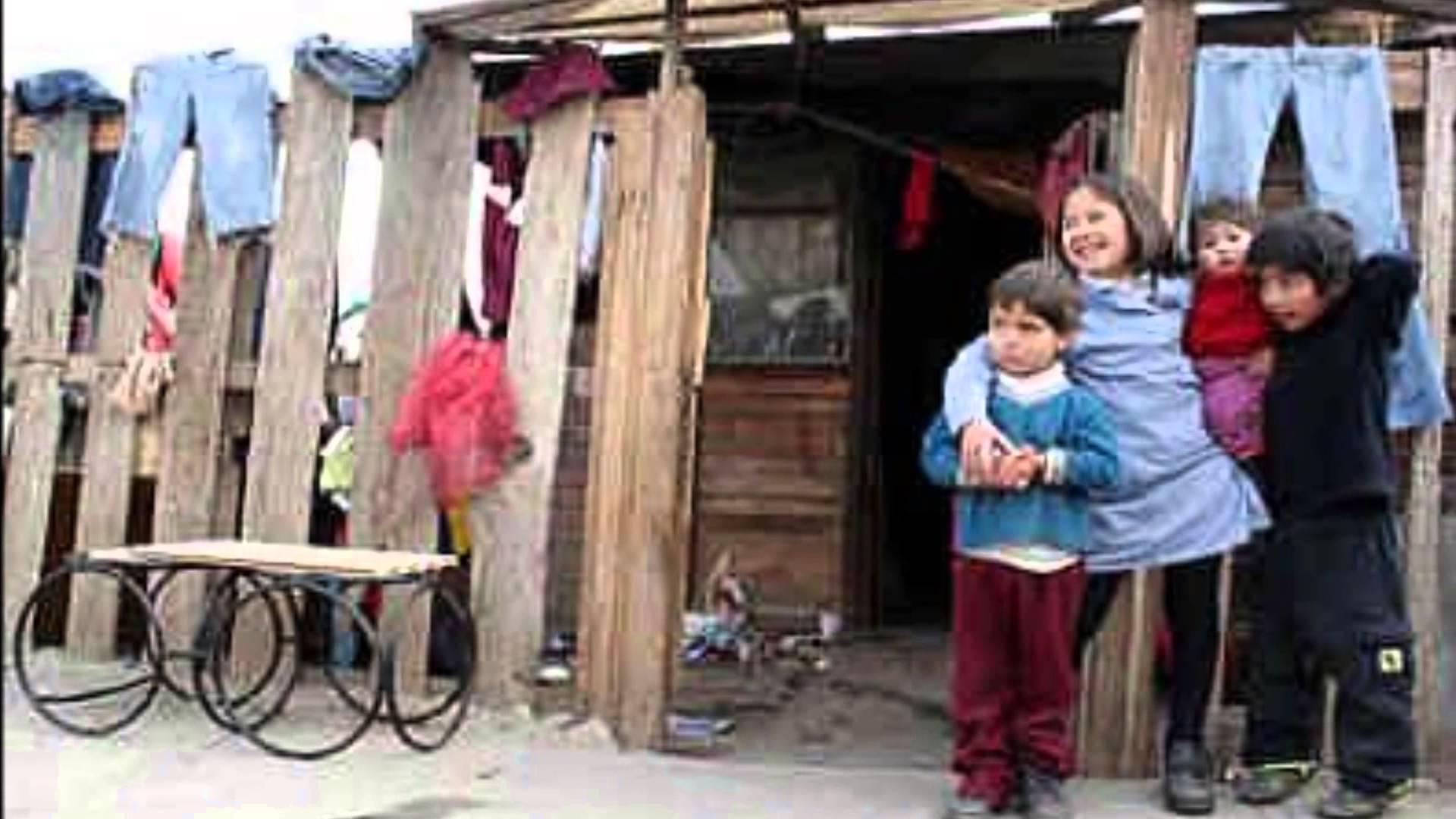 Pobreza llegaría al  26% en Chile