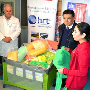 Chile Crece Contigo a beneficiado a más de millón 650 mil gestantes en 10 años de vigencia