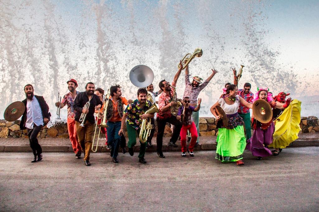 Consejo de la Cultura celebra el día de la música en Talca