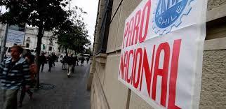 Sector Público realizará paro por 24 horas