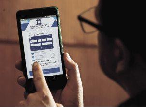 """Aplicación """"Oficina virtual móvil"""" permite encontrar causas legales en el celular"""