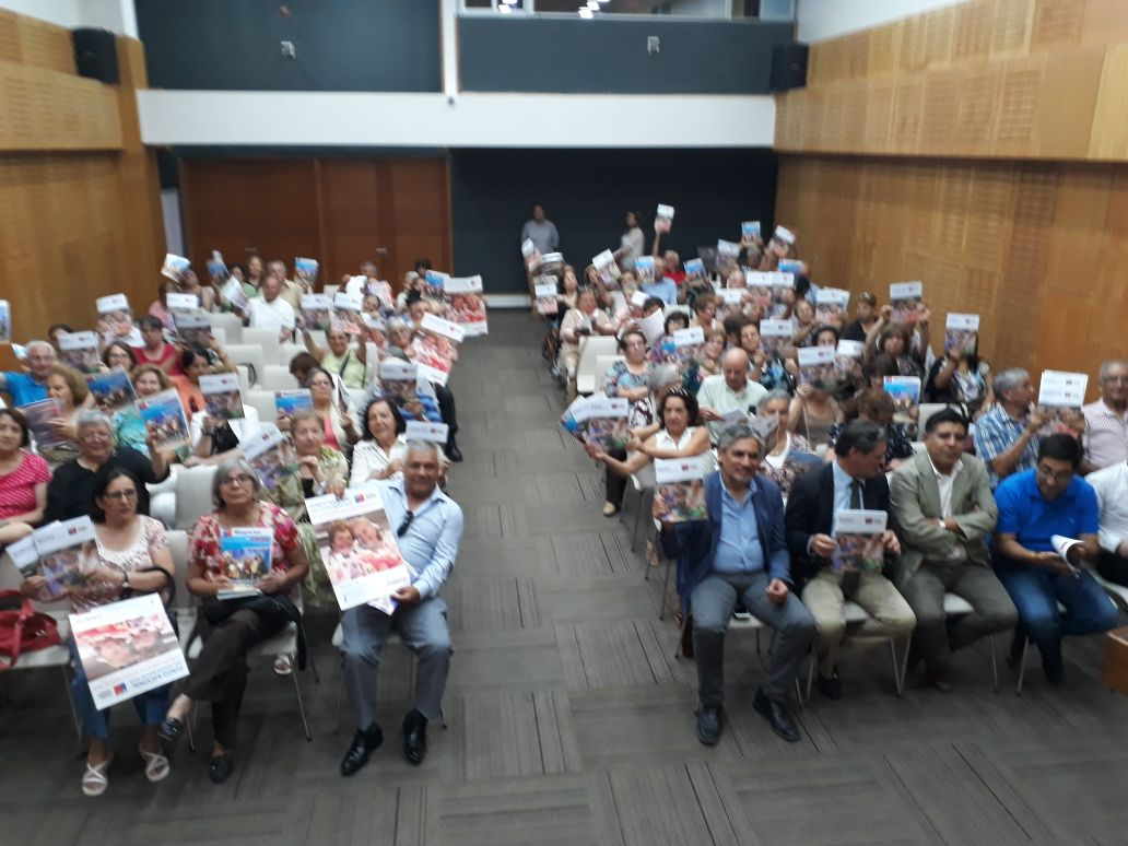 Senama abre postulaciones para el Fondo Nacional del Adulto Mayor