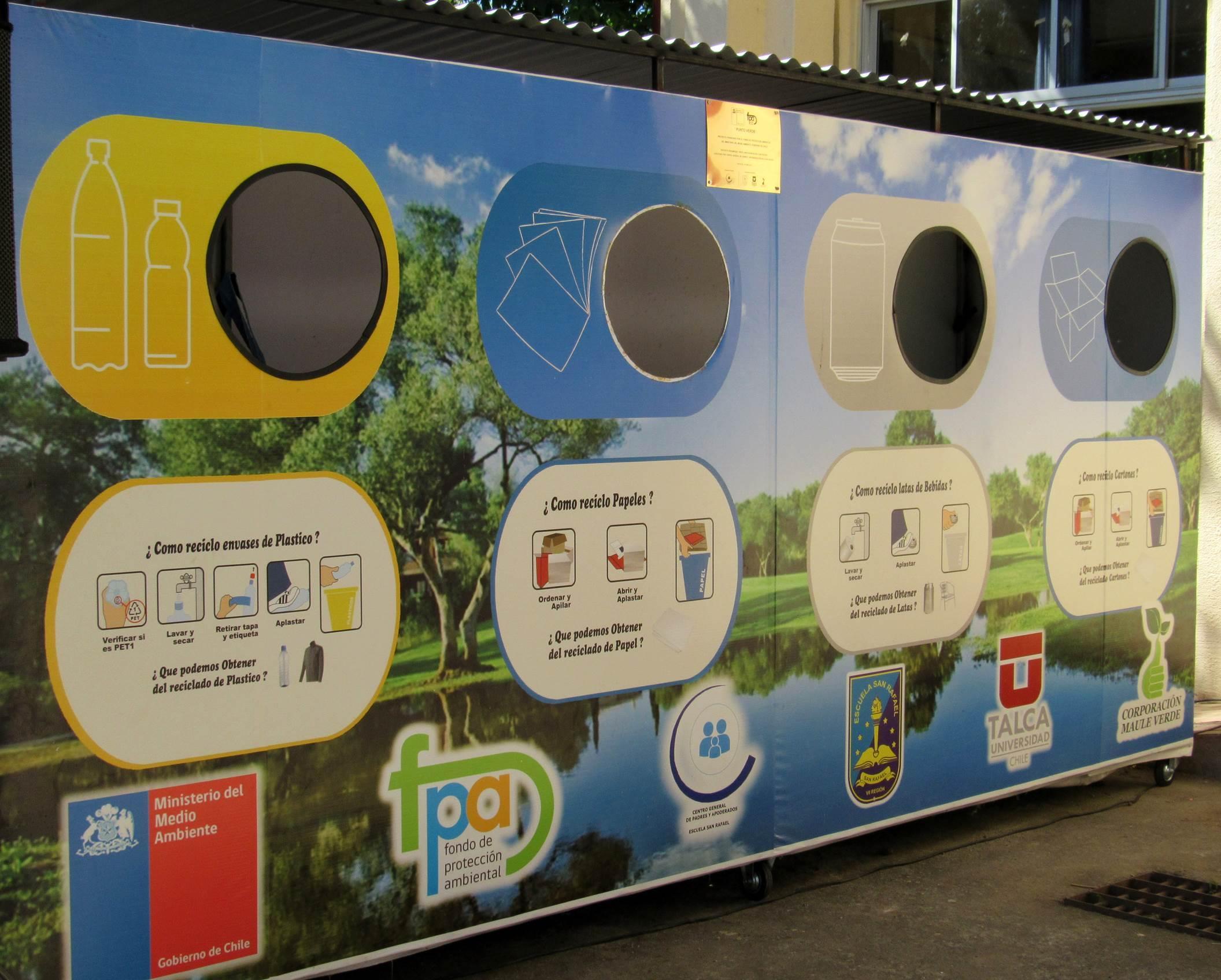 Disponibles las postulaciones al Fondo para el Reciclaje del Ministerio del Medio Ambiente