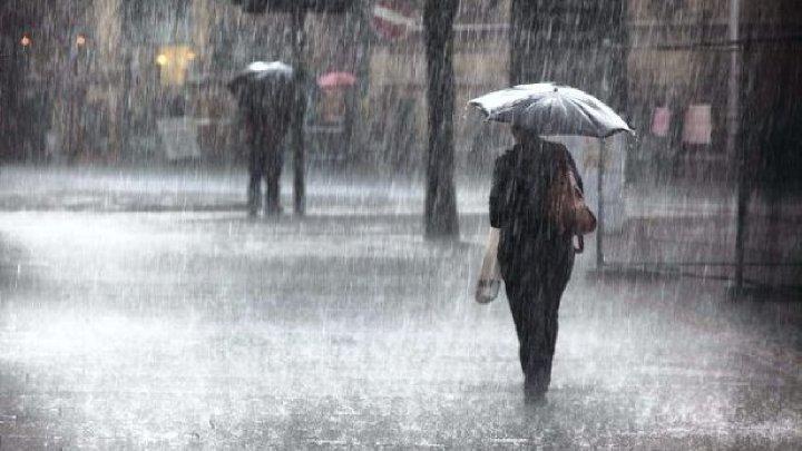 Se pronostican lluvias para la zona centro sur este fin de semana