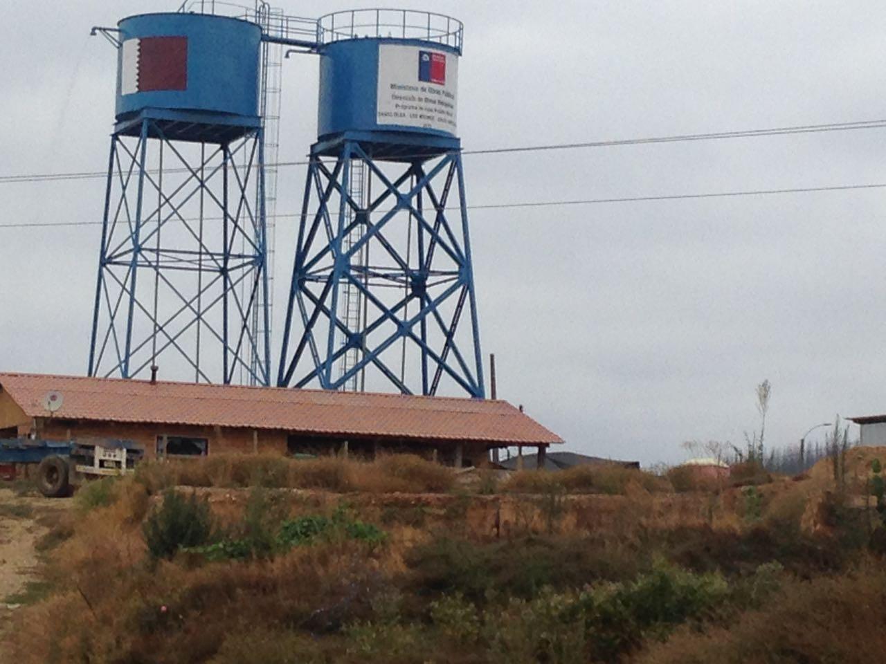 MOP da a conocer proyectos de agua potable rural en Sta Olga y Parral