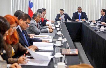 Gobierno regional evalúa avances de reconstrucción en Santa Olga